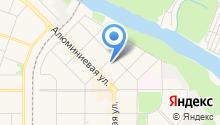 Главное бюро медико-социальной экспертизы по Свердловской области на карте