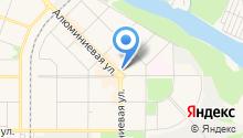 Нотариус Двинянинов К.В. на карте