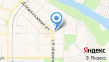 Нотариус Иванова М.С. на карте