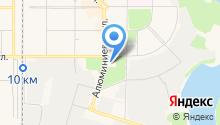Дворец культуры УАЗа на карте