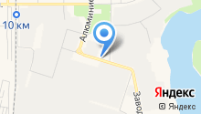 Единая диспетчерская служба пассажирского транспорта г. Каменск-Уральский на карте