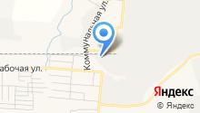 Каменская Катанка на карте