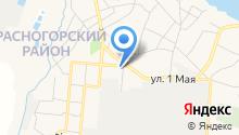 Каменск-Уральский техникум торговли и сервиса на карте