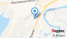 RelaxSPA на карте