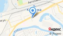 Адвокатские кабинеты Иванова А.Ю. и Ивановой Н.В. на карте