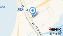 Автостоянка на ул. 3-й микрорайон на карте