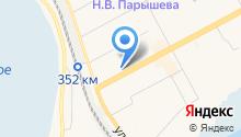 АкваПилот на карте