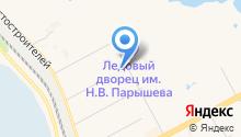 АКСИК на карте