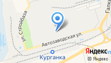 Автозаводская на карте