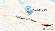 Сибирский продукт на карте