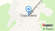 Горьковская амбулатория на карте