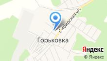 Администрация Горьковского муниципального образования на карте