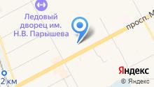 SP-studio на карте