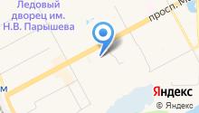Ассоль на карте