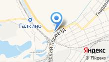CrossCar.ru на карте