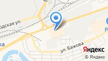Irina Artemeva на карте
