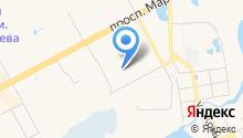 Almazburkurgan на карте