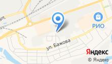 GM-сервис на карте