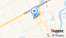 Агрофирма Боровская, ЗАО на карте