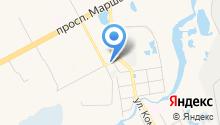 АСТ-АВТО на карте