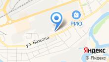 АвтоЗона на карте