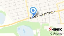 Batler на карте