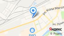 Ажур-авто на карте