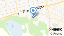 Храм во имя Казанской иконы Божией матери на карте
