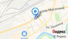 Family hotel на карте