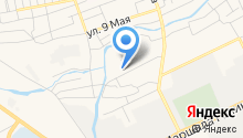 Amigo на карте