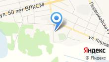 Тюменская энергосбытовая компания на карте