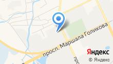 Авалон на карте