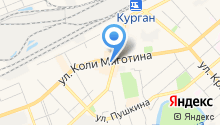 Адвокатский кабинет Скородумовой О.Ю. на карте