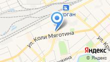 Mamma Mia на карте