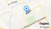 7 отряд ФПС по Курганской области на карте