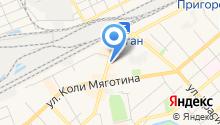 GO!Touristic на карте