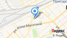 Flashmob на карте