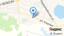 Исетский народный краеведческий музей им. А.Л. Емельянова на карте
