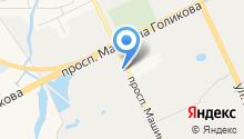 АвтоГрад на карте