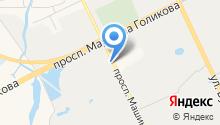 АвтоРегион-45 на карте