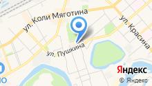 MEGAWOK на карте