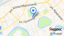 Smoke market на карте