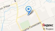 Avtospas на карте