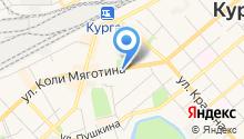 Адвокат Симонов О.Б. на карте