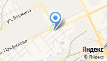 АЛАНТА-сервис на карте