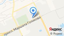 Express шина на карте