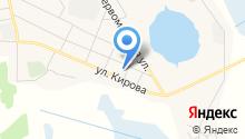 Администрация Исетского муниципального района на карте
