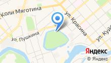 Air-Way на карте
