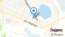 Уголовно-исполнительная инспекция по Исетскому району на карте