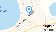 Ульянка на карте